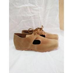 Zapato siglo XVII
