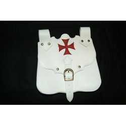 Bolsa riñonera blanca