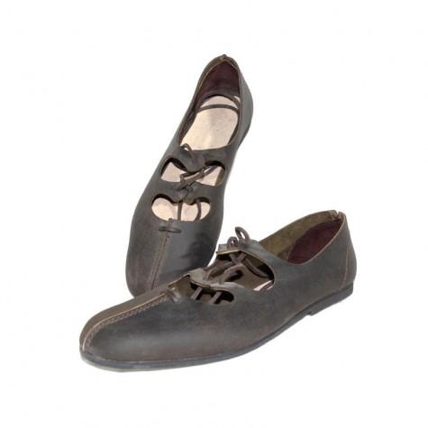 Zapato medieval de señora