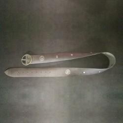 Cinturon Hebilla redonda