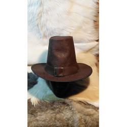 Sombrero marrón siglo XVII 2021Deluxe