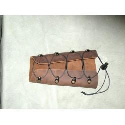 brazalera-marron