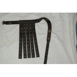 Cinturón Romano ancho